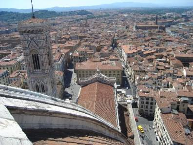 a physical analysis of duomo of florence Florence cathedral, formally the cattedrale di santa maria del fiore is the  cathedral of  a modern understanding of physical laws and the mathematical  tools for calculating stresses were centuries in the future brunelleschi, like all  cathedral.